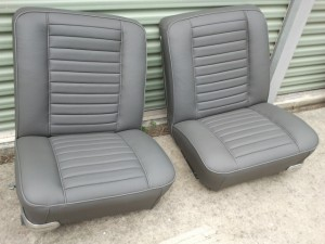 After Photo EH Holden Seats