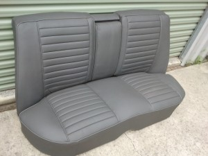 After Photo EH Holden Seat