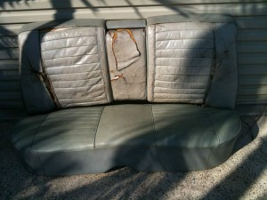 Before Photo EH Holden Seats (2)